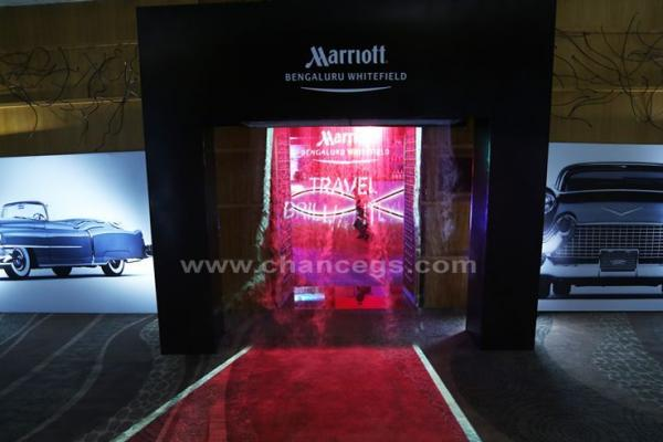 Marriott Launch in Bangalore